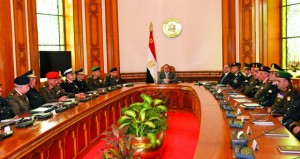 مصر: سيناء جزء عزيز ولم نناقش مقترحات توطين الفلسطينيين بها
