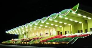 السادس من مارس انطلاق المهرجان السنوي الثاني لسباقات الهجن العربية بميدان البشائر بأدم