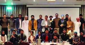 طلبة السلطنة بأيرلندا ينظمون أول ملتقى عماني