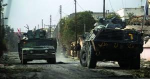 العراق: الجيش يسيطر على الجسر الرابع بغرب الموصل ويحرر (الطيران)