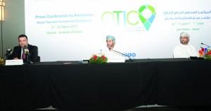 """السلطنة تستضيف """"مؤتمر عمان للاستثمار السياحي"""" مارس الجاري"""