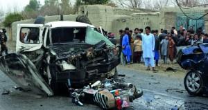 أفغانستان: طالبان تقتل 12 شرطيا بأسلحة كاتمة للصوت
