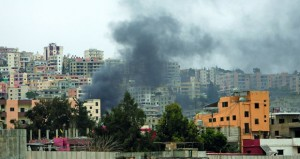 قوات الاحتلال تطلق النار على مسن فلسطيني وتشن حملة اعتقال وقمع بالضفة