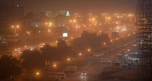 موجة برد تضرب الخليج .. أمطار متفاوتة الغزارة على عدد من ولايات السلطنة