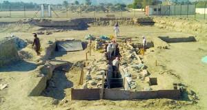قبور من بداية العصر الحديدي في سيح الدير
