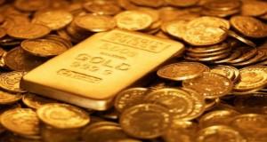 أسعار الذهب تستقر فوق 1800 دولار