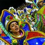 موسم الكرنفالات الراقصة يصل ذروته في البرازيل