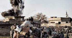 سوريا : عشرات الضحايا بين قتيل وجريح بهجمات انتحارية لـ(النصرة) على مراكز أمنية في حمص