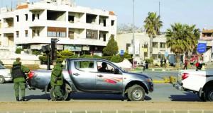 سوريا: الجيش يسيطر على «تادف» قرب «الباب» ويصل لمشارف تدمر
