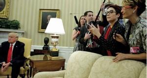 البيت الأبيض يمنع وسائل إعلام من حضور المؤتمر الصحفي اليومي