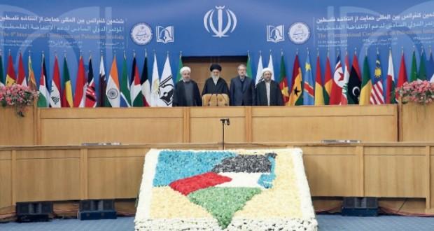 بمشاركة 80 دولة .. طهران تستضيف المؤتمر الدولي السادس لدعم الانتفاضة الفلسطينية