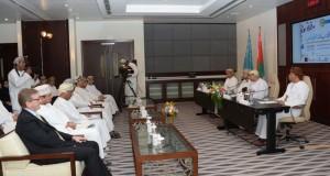 مركز عمان للمؤتمرات والمعارض يدشّن مرحلة جديدة لمعرض مسقط الدولي للكتاب في دورته الـ 22