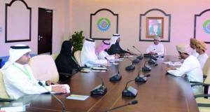 لجنة التدريب بمجلس الغرف السـعودية تتعرف على تجربة السـلطنة