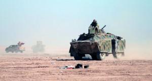 الجيش السوري يستعيد نقاطا استراتيجية بريف دمشق
