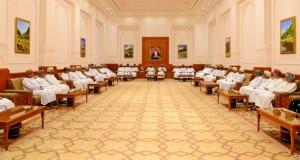 الأمين العام لمجلس الدولة يستقبل منتسبي الدورة الـ (38) بالمعهد الدبلوماسي