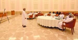 """"""" الشورى"""" ينظم برنامجًا تدريبيًا حول الإدارة الفعالة للإجتماعات"""