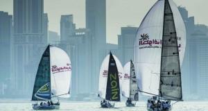 """اليوم .. انطلاق أطول مراحل الطواف """" الدوحة ـ دبي """" لمسافة 205 أميال بحرية"""