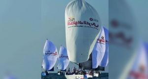 استعدادات كبيرة لانطلاق منافسات النسخة السابعة لسباق الطواف العربى للإبحار الشراعى