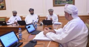 مناقشات حول هيكلة مشروع قانون تنظيم مياه الصرف الصحي والمعالجة
