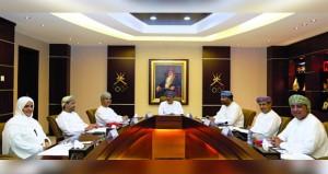 في الاجتماع الأول اللجنة الأولمبية العمانية: تشكيل المكتب التنفيذي وتحديد اختصاصاته واعتماد تسع لجان مساعدة للمجلس