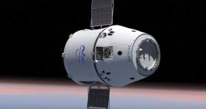 """""""سبيس إكس"""" تنتشل كبسولة دراجون الفضائية بعد هبوطها في المحيط الهادئ"""
