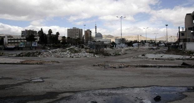 سوريا: الجيش يستعيد مواقعه في دمشق ويدمر مقرات لـ(النصرة)