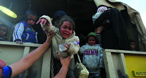 العراق: الجيش يتقدم لتطهير قلب الجانب الغربي للموصل