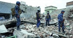 العراق: (رايتس ووتش) تتحدث عن عمليات إعدام مدنيين وتفخيخ مقابر يرتكبها (داعش) بالموصل