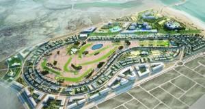 التوقيع على اتفاقية تطوير مجمع قريات السياحي المتكامل