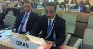 السلطنة تؤكد على محورية القضية الفلسطينية بالنسبة للاستقرار في المنطقة