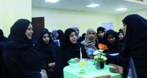 الأوقاف والشؤون الدينية تنظم برنامج (أبشروا للفتيات الجامعيات)