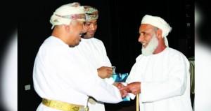 اختتام الانشطة بالجمعية العمانية لأصدقاء المسنين بجنوب الباطنة