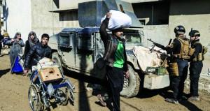 القوات العراقية تستعد لاستخدام أساليب جديدة في هجوم الموصل