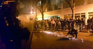 غضب صيني وعنف في باريس عقب مقتل صيني بيد الشرطة الفرنسية
