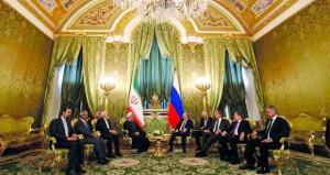 إيران: روسيا يمكن أن تستخدم قواعدنا العسكرية ضد الإرهاب