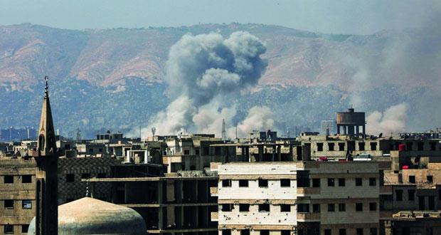 سوريا: تواصل تقدم الجيش في دمشق ومقتل 2100 إرهابي بريف حماة