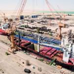 """إتمام تسجيل """"الدقم للحوض البحري"""" ضمن اتفاقية الشراكة مع """"بابكوك"""" العالمية أبريل القادم"""