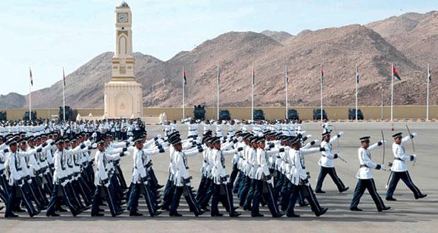 افتتاح وحدة شرطة المهام الخاصة بنزوى وتخريج فصائل من المستجدين