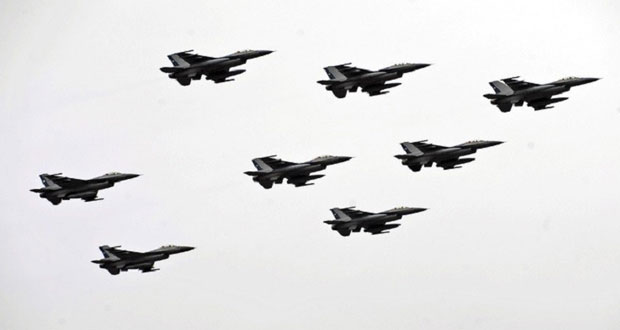 واشنطن تعتزم بيع مقاتلات (إف ـ16) للبحرين