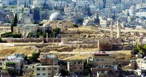 قلعة عمّان .. عبق الماضي وجماليات الحاضر