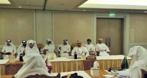 السلطنة تشارك في الاجتماع الأول للجنة الفنية لدراسة آليات تفعيل قرارات المجلس الأعلى في مجال الخدمة المدنية بالرياض