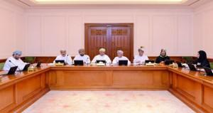 """""""الصداقة البرلمانية العمانية البلاروسية"""" بمجلس الدولة تناقش خطة عملها المقبلة"""
