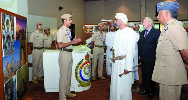 الكلية العسكرية التقنية تعقد لقاء تعريفيا بفرص الالتحاق بمقاعد الدراسة والتخصصات