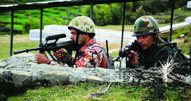 الجيش السلطاني العماني يختتم التمرين المشترك (النجاح/2) بالهند