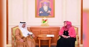 دعوة نائبة رئيس مجلس الدولة للمشاركة في منتدى الدوحة