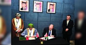السلطنة والأردن يوقعان اتفاقية الإعفاء المتبادل من التأشيرات