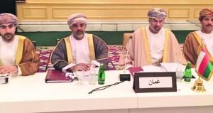السلطنة تشارك في اجتماع المجلس التنفيذي للمنظمة العربية للأجهزة العليا للرقابة المالية والمحاسبة بالدوحة