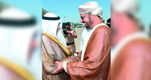 وزير الداخلية يشارك في مؤتمر الكويت الأول لحماية الاطفال من مخاطر وسائل التواصل الاجتماعي