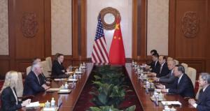 أميركا تعمل مع الصين لدفع كوريا الشمالية إلى تغيير سياستها