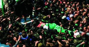 اغتيال قيادي بالقسام .. و(حماس) تحمل الاحتلال المسؤولية و(الجهاد) تتوعده